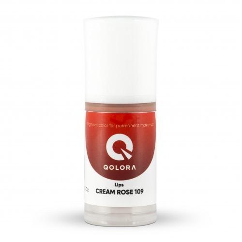 Пигмент Qolora Cream Rose 109