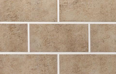 Stroeher, плитка для цоколя и фасада, цвет 635 gari, крупноформатная, 294x144x10