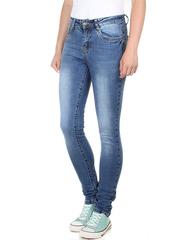 S1018 джинсы женские, синие