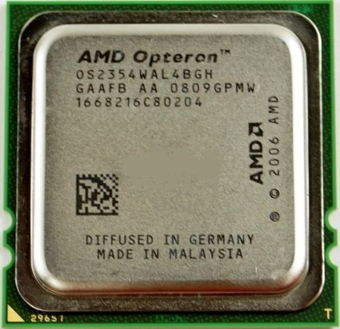 AMD Opteron 2354 Quad Core