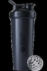 BlenderBottle Classic 946мл Шейкер классический с венчиком-пружинкой черный  946 мл