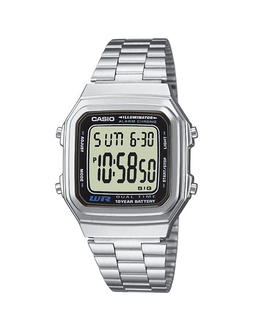 Часы мужские Casio A-178WA-1AES Casio Collection