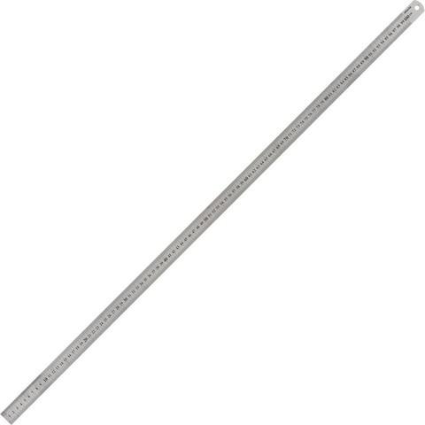 Линейка металлическая Attache 100 см 5шт/упк