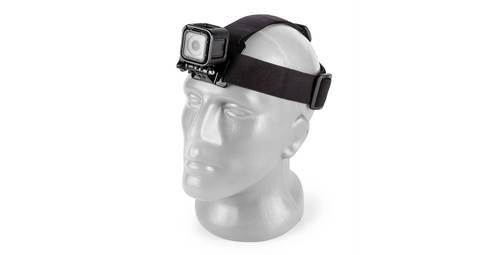 Крепление на голову + крепление-клипса на одежду Headstrap + QuickClip на голове