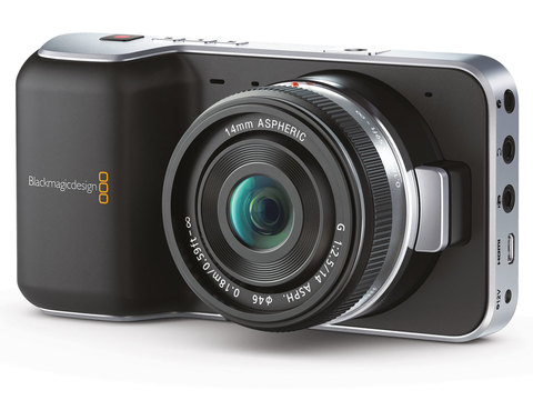 Видеокамера Blackmagic Design Blackmagic Pocket Cinema Camera
