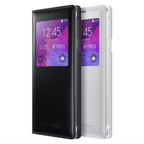Чехол Samsung Note 4 View Cover