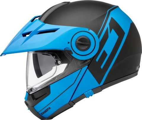 Schuberth, Шлем E1 Radiant, синий