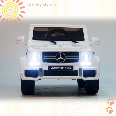 Mercedes Benz G63 AMG Tuning
