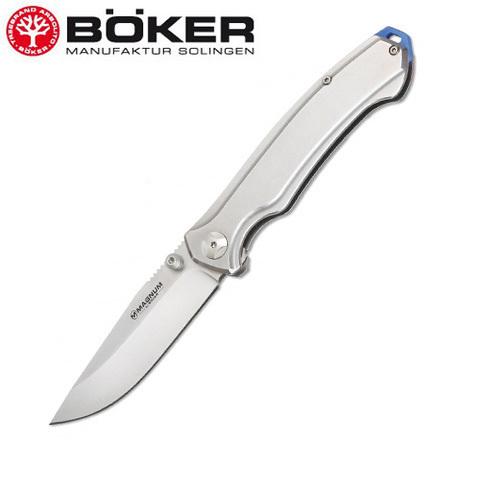 Нож Boker модель 01SC986 Blue Steel