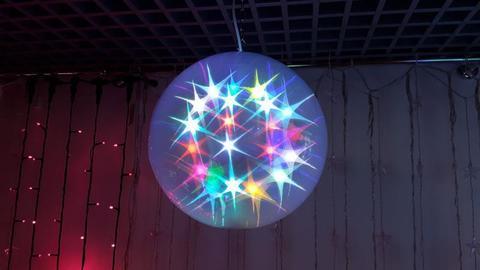 Светодиодный шар LUCKY STAR