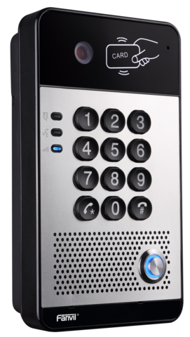 Fanvil i30 - SIP Video Door Phone (POE) - SIP видеодомофон, 2 SIP линии, RFID, IP54