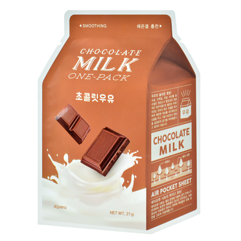 Маска Chocolate Milk One-Pack от A'Pieu