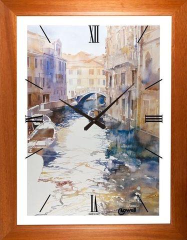 Часы настенные Lowell 12205