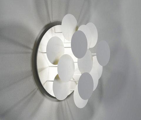 replica Millelumen millelumen circles wall