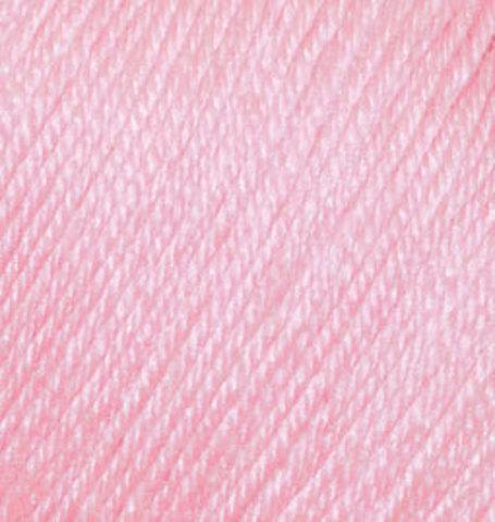 Пряжа Alize Baby Wool светло-розовый 185