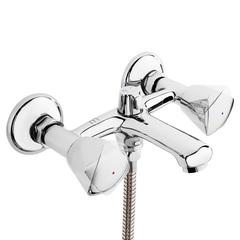 Смеситель для ванны Milardo Sardinia SARSBC0M02 с керамическим дивертором