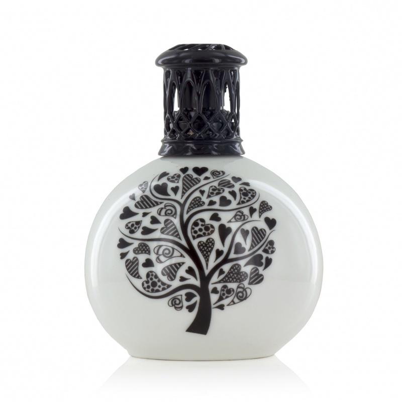 Малая керамическая аромалампа Дерево любви (Малые ароматические лампы)