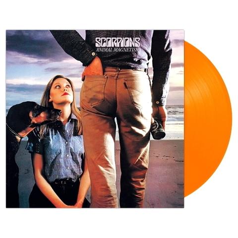 Scorpions / Animal Magnetism (Coloured Vinyl)(LP)