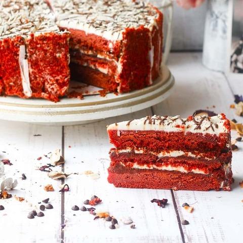 Торт «Ред Вельвет» (16порций / 2.72кг)