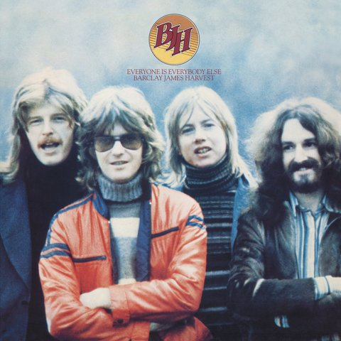 Barclay James Harvest / Everyone Is Everybody Else (LP)