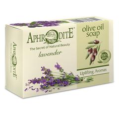 Оливковое мыло с ароматом лаванды, Aphrodite