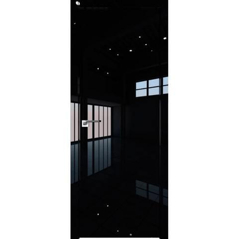 1LK чёрный люкс без стекла
