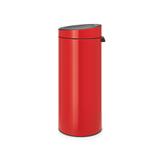 Мусорный бак Touch Bin New (30 л), Пламенно-красный, арт. 115189 - превью 3