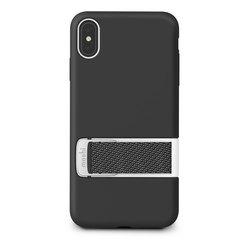 Чехол с ремешком Moshi MultiStrap для iPhone XS Max, черный