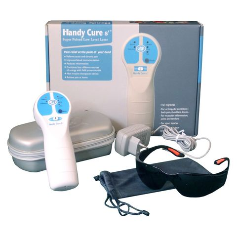 Аппарат электро-свето-магнито-инфракрасной лазерной терапииHandy Cure