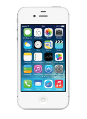 Смартфон Apple iPhone 4S 8Gb White (MF266RU/A)