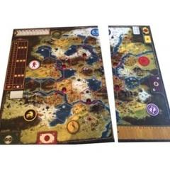 Серп. Расширение игрового поля / Scythe: Game Board Extension