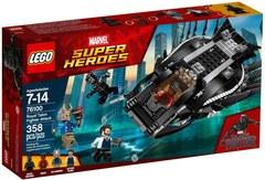 Super Heroes Нападение Королевского Когтя 76100