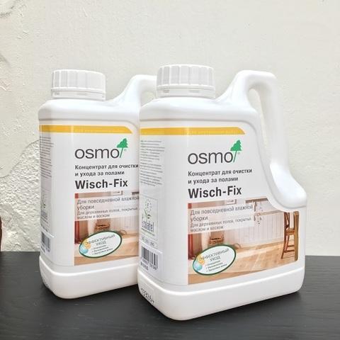 Концентрат для очистки и ухода за полами OSMO Wisch-Fix