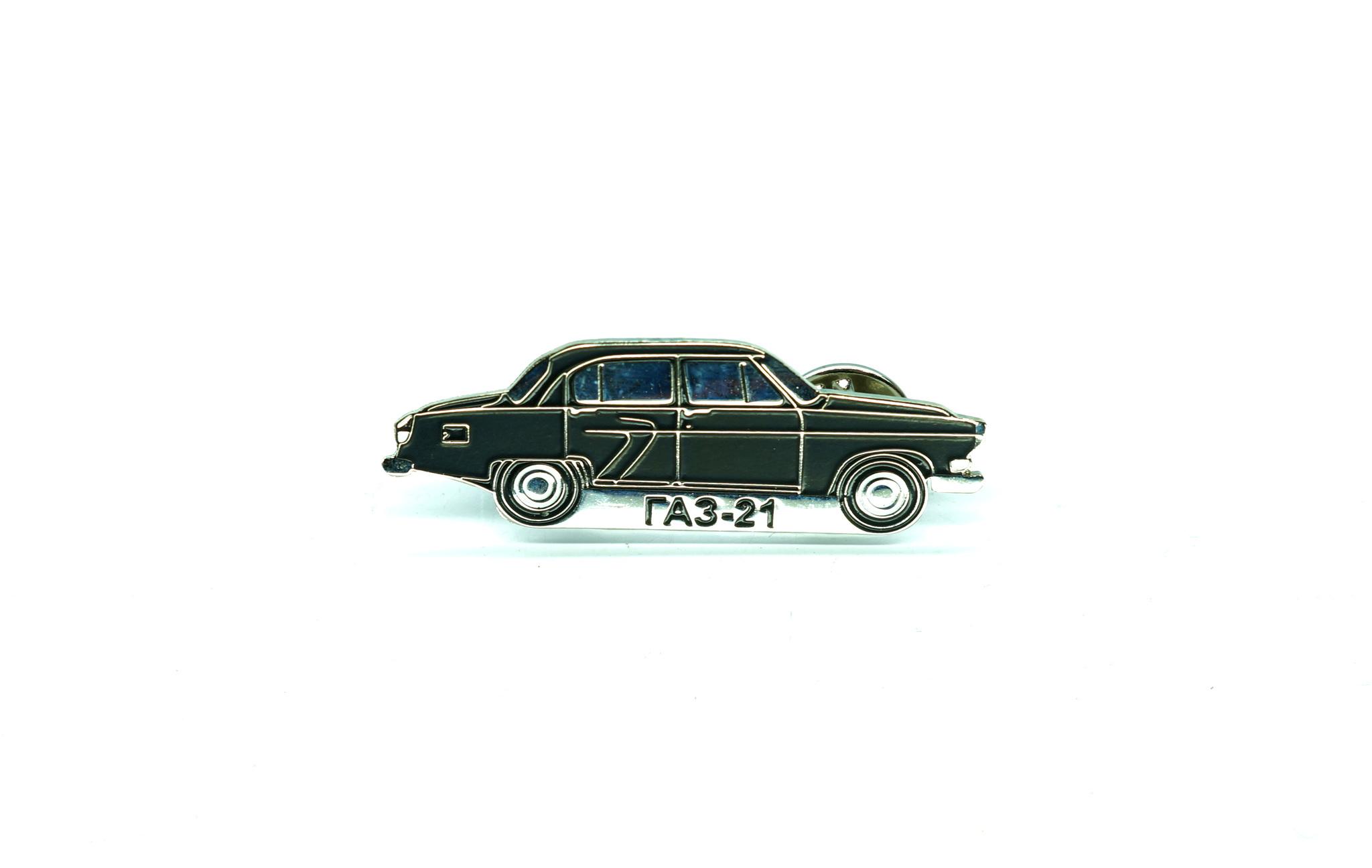 Значок ГАЗ 21
