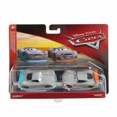 Disney Pixar Cars Rust-Eze Racing Center Gabriel and Aiden Die-Cast Vehicle