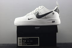 Nike Air Force 1 '07 Mid Utility Low White/Black (065)