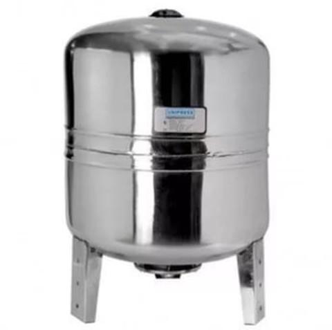 Гидроаккумулятор 100л, (вер.), нерж. сталь, мембрана EPDM
