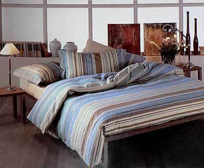 Постельное Постельное белье 2 спальное Caleffi Texture синее texture.jpg