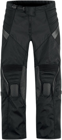 ICON OVERLORD RESISTANCE PANT (текстиль, черные)