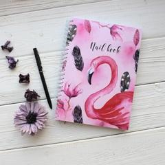 Планер на пружине «Фламинго», Nail Book