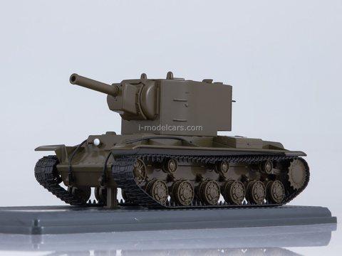 Tank KV-2 Soviet heavy assault 1:43 Start Scale Models (SSM)