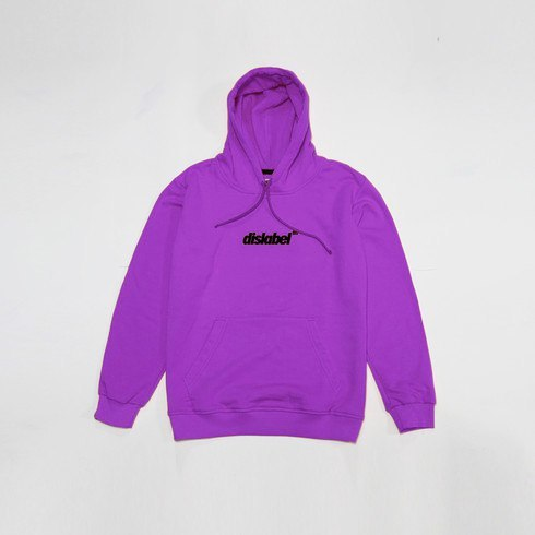 Худи DISLABEL TM REFLECTIVE PURPLE
