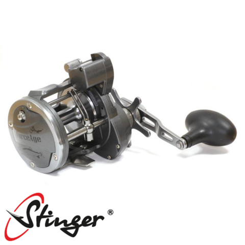 Катушка Stinger ForceAge 40 LTTR