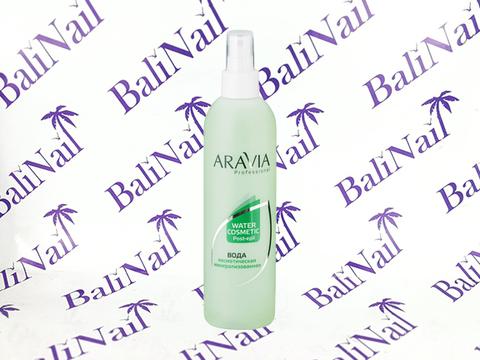 ARAVIA Вода косметическая минерализованная с мятой и витаминами 300 мл