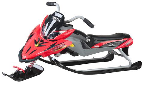 Снегокат APEX Yamaha Snowbike YMC13001 (Ямаха), красный