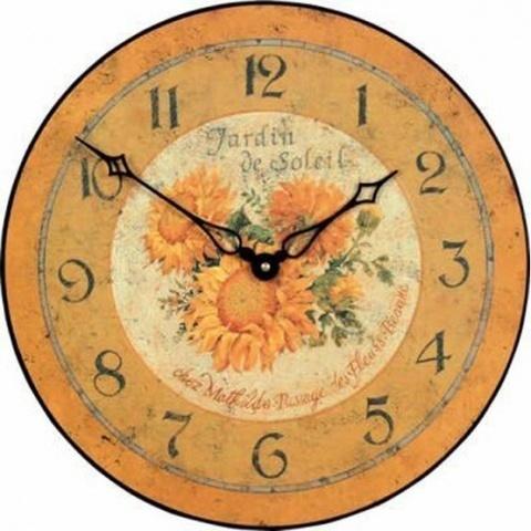 Настенные часы Roger Lascelles PUB/SOLEIL