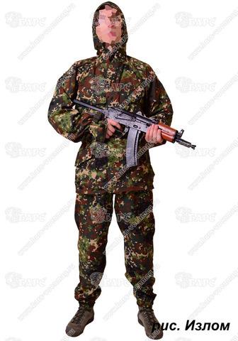 Камуфляжный костюм «Сумрак-М1» Излом