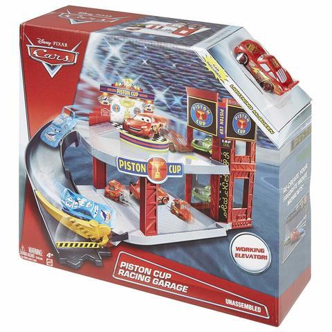 Cars Piston Cup Garage