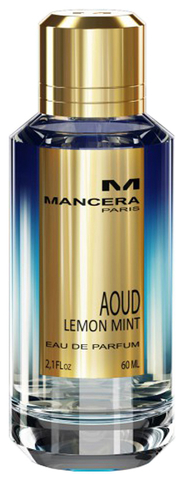 Mancera Aoud Lemon Mint edp 60ml