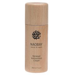 Восстанавливающий антиоксидантный крем, Naobay